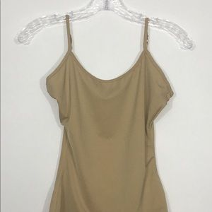 ASSETS by Spanx Shaping Tank Nude Large